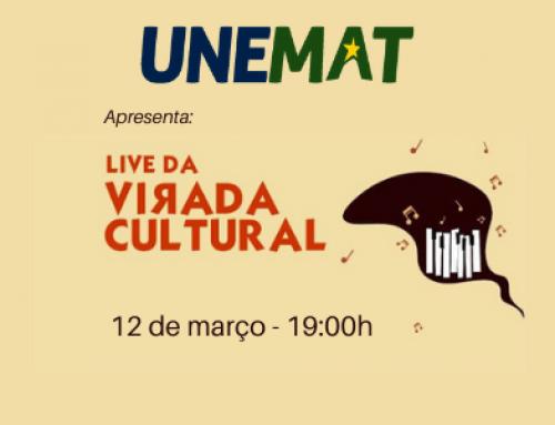 Live da Virada Cultural dará boas vindas ao PLSE 2021/3